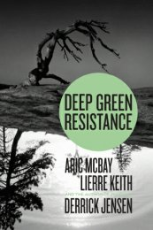 Book cover Deep Green Resistance.